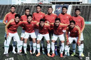 Timnas U-22 Vs Malaysia, Empat Menit Sebelum Laga Usai, Garuda Muda Kemasukan