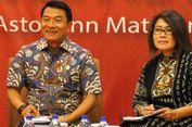 Polemik tentang Tas Sembako Presiden Jokowi, Moeldoko Mengaku Heran