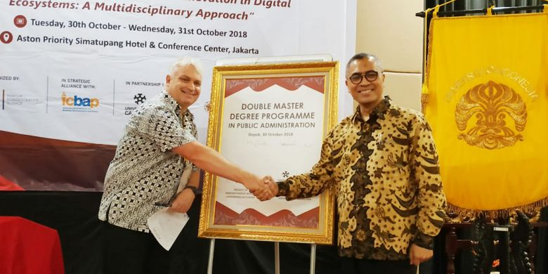 FIA UI menggelar 2nd International Conference on Administrative Science, Policy, and Governance Studies 2018 (2nd ICAS-PGS 2018) di Jakarta, 30-31 November 2018.