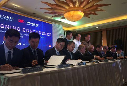 Lippo Terima Investasi Rp 7,5 Triliun untuk Meikarta