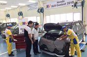 Cara Honda Tingkatkan Keterampilan Teknisi dan Wiraniaga