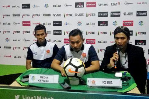 PS Tira Ingin Ulangi Hasil Positif di Kandang Persipura