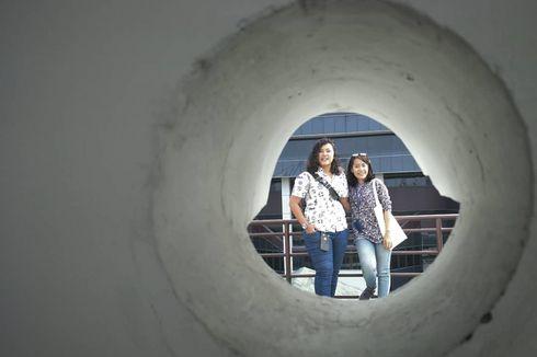Berburu Spot Instagramable di Menara Museum Maritim Tanjung Priok