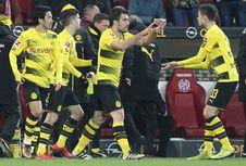 Hasil Liga Jerman, Pelatih Baru Langsung Bawa Dortmund Menang