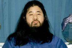 Pemimpin Sekte Pelaku Aksi Teror di Tokyo 1995 Dieksekusi Mati