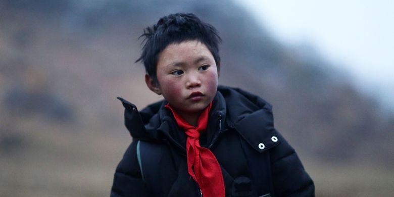 Wang Fuman. Foto ini diambil pada 11 Januari 2018. (AFP)