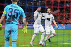 Hasil Liga Champions Grup A, Manchester United Menang Telak