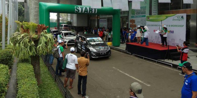 Fun Rally Eco Driving 2017