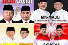 4 Paslon Daftar di KPU Maluku Utara, 2 di Antaranya Kakak Beradik