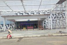 Sebelum Lebaran 2018, Terminal Baru Bandara Ahmad Yani Ditargetkan Beroperasi