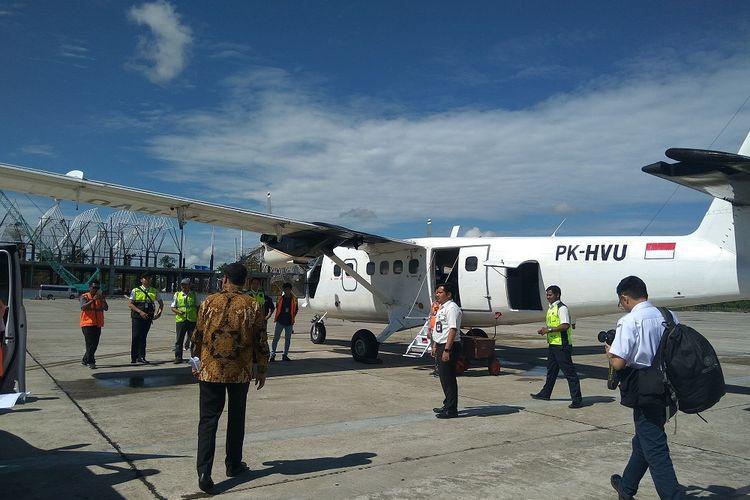 Pemerintah Dinilai Abai Soal Harga Tiket Pesawat Propeller
