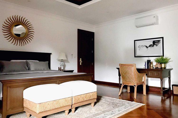 Kamar tidur J House karya JW Consultant