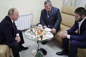 Putin Penuhi Permintaan Khabib Nurmagomedov Bangun Sekolah