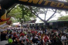 Komunitas Sepeda Lipat Meriahkan Sepeda Nusantara di Bantaeng