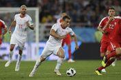 Hasil Piala Dunia, Swiss Menang atas Serbia berkat Tembakan Shaqiri