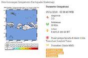 Gempa Hari Ini: 3 Kali Lindu Goyang Indonesia