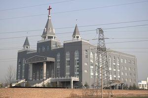 Usai Digerebek Polisi, Puluhan Umat Gereja di China Hilang