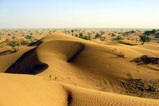 Aljazair Biarkan 13.000 Pengungsi Tersesat di Gurun Sahara