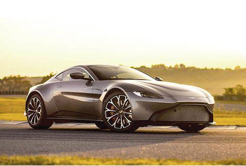 Ini Tampilan Aston Martin New Vantage