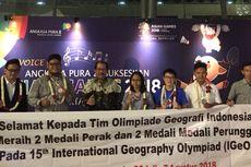 Siswa SMA Indonesia Berhasil Masuk 10 Besar Olimpiade Geografi Dunia