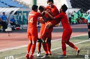 Puas Cetak Gol, Marinus Juga Kecewa Timnas U-22 Indonesia Gagal Menang