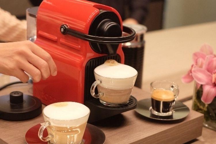 Mesin kopi Nespresso