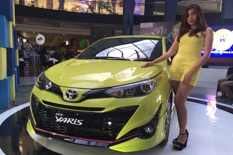 Toyota Yaris 2018.