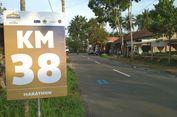 Lebih dari 200 Pelari dari Manca Negara Ikuti Borobudur Marathon