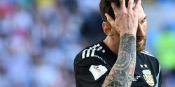 Piala Dunia 2018, Pelatih Argentina Bela Lionel Messi