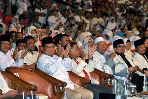 Kandidat Cawapres bagi Prabowo Mengerucut Jadi Lima Orang