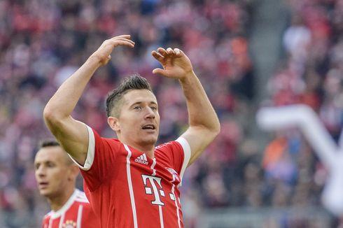 Lewandowski Mantap Putuskan Pensiun di Bayern Muenchen