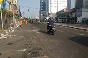 Kerusakan Fasilitas Publik akibat Kerusuhan 22 Mei Rugikan DKI Rp 465 Juta