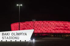 Penonton Final Liga Europa di Baku Diduga Masuk Gratisan