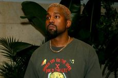 Kanye West Pengin Bikin Yeezy