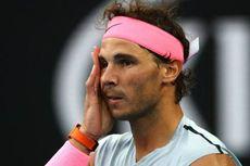 Cedera Kaki, Nadal Tersingkir