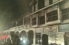 Gereja Alfa Omega di Manado Ludes Terbakar