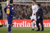 Barcelona Vs Madrid, Zidane Khawatirkan Cedera Ronaldo pada El Clasico