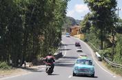 Puluhan Mini Morris Libas Jakarta-Bali