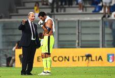 Psikis Buffon Sangat Terguncang Saat Italia Gagal ke Piala Dunia