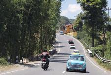 JMC Pilih Konvoi Mandiri Tanpa Pengawalan Polisi