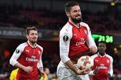 Hasil Liga Europa: Pesta Gol Arsenal di Stadion Emirates