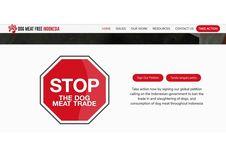 Kampanye 'Dog Meat Free Indonesia', Apa Pesannya?