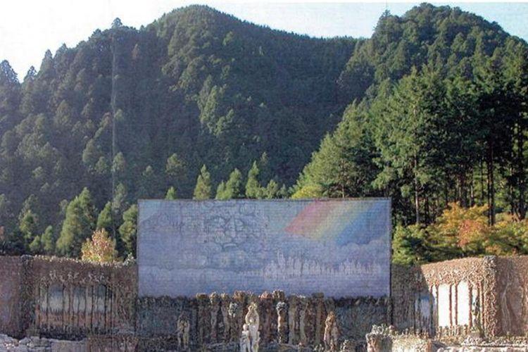 Tembok Keramik Besar, Tembok Sayap