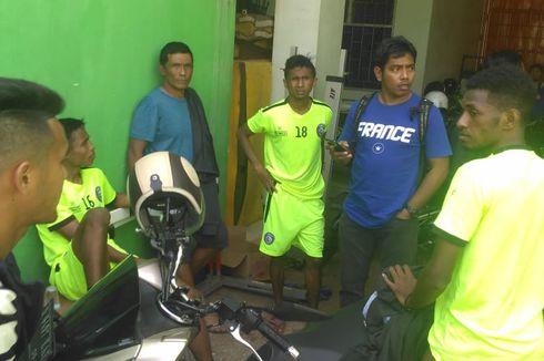 Arema FC Berlatih, Pencuri Beraksi
