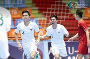 Piala Asia Futsal U-20 2019, Kalahkan Vietnam, Indonesia ke Semifinal