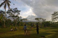 PVMBG: Magma Gunung Agung Terus Aktif untuk Menerobos ke Permukaan