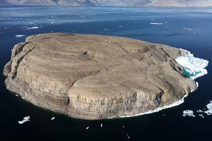 Berebut Pulau, Kanada dan Denmark Terlibat Perang 'Paling Sopan'