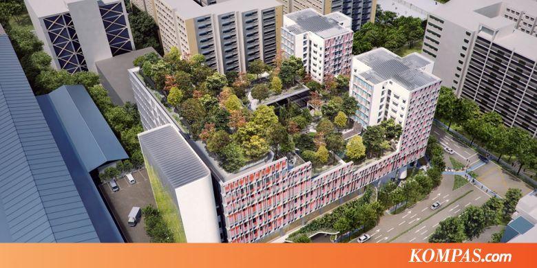 Kampung Admiralty, Gabungan Layanan Sosial dan Komersial Singapura