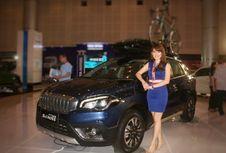 Suzuki Pamerkan Aksesori Sport di IIMS Surabaya