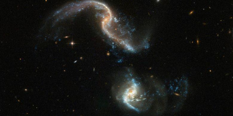 Tabrakan Galaksi